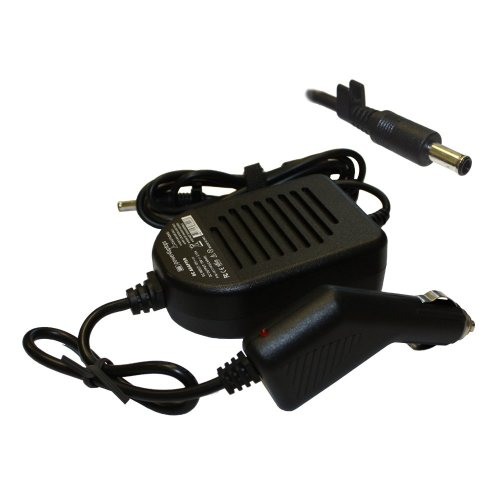 Samsung NP-N230-JA01BE Compatible Laptop Power DC Adapter Car Charger