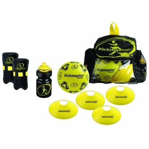 Kickmaster Backpack Training Set