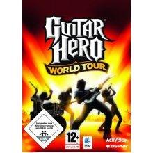 Guitar Hero World Tour - Game Only (Mac DVD)