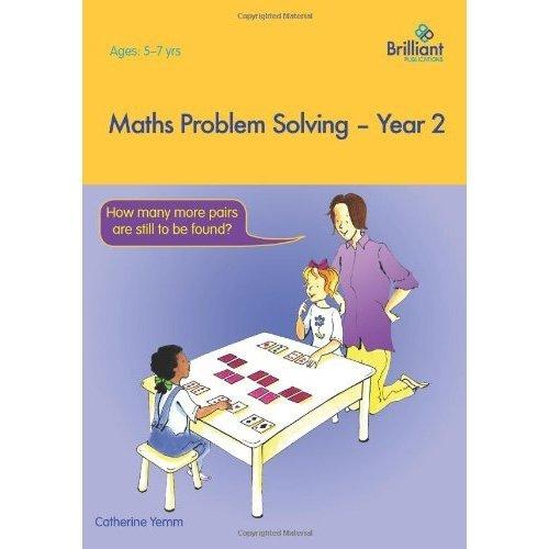Maths Problem Solving - Year 2