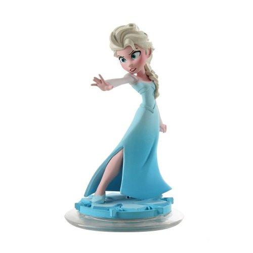 Disney Infinity Elsa Figure Xbox PS3 PS4 WII