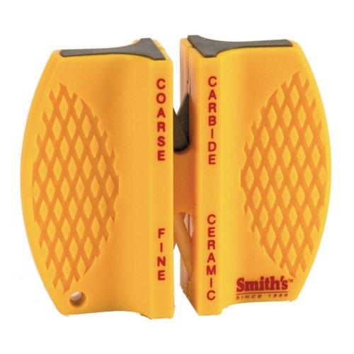 Smiths 2 step knife sharpener - 10 second sharpener - coarse and fine sharpening