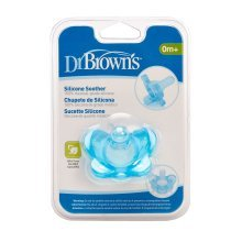 Silicone Soother Blue