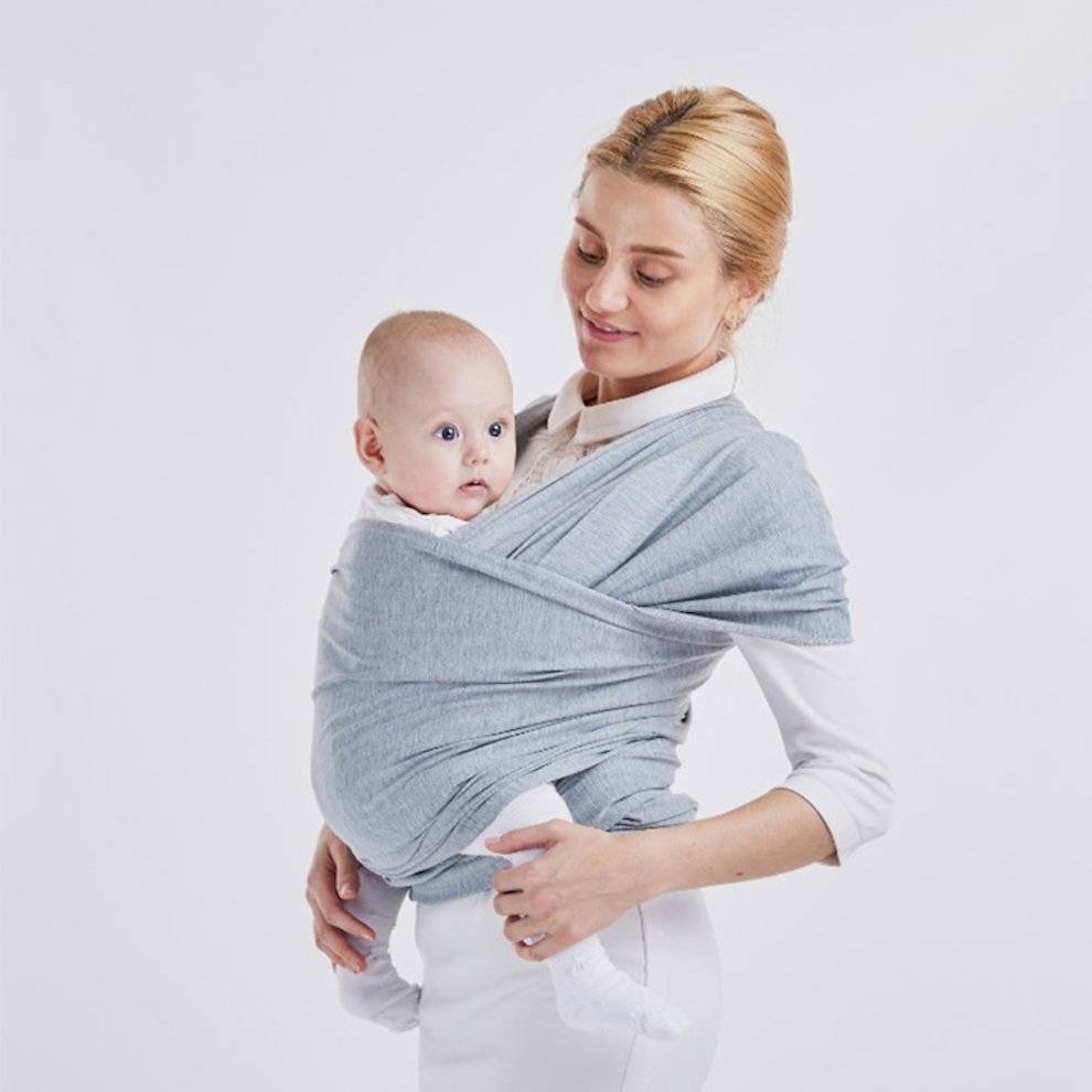 e23dfae0f07 ... Baby Sling Carrier Premium Quality - 100% Comfortable Durable