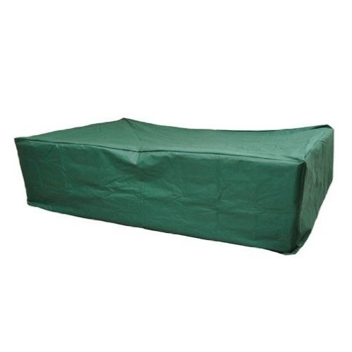 Outsunny UV & Rain Protection Rattan Furniture Cover 245 x 165 x 55cm