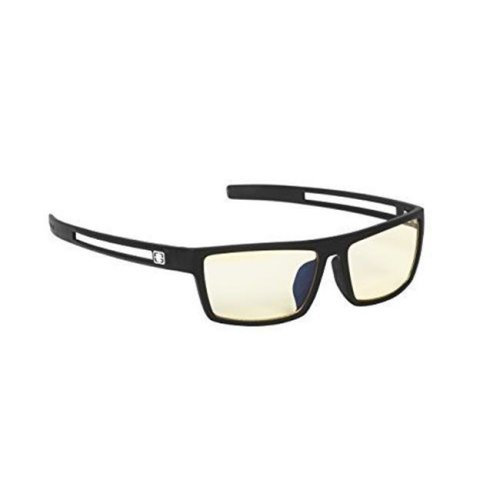 Gunnars VAL-00101 Valve Gaming Eyewear Onyx Frame Amber Lens