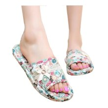 Flowers Pattern Style Slippers For Women/High-quality Cotton Slippers