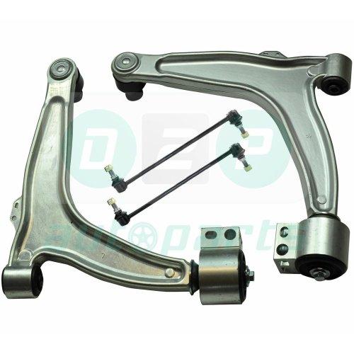 Car Parts Links Vauxhall Astra H Meriva B Zafira B Front Wishbone Lower Suspension Arms