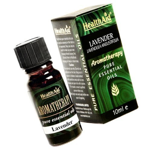 HealthAid Lavender (Lavendula angustifolia) Oil 10ml