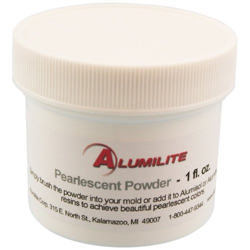 Alumilite Metallic Powder 1oz-Pearlescent