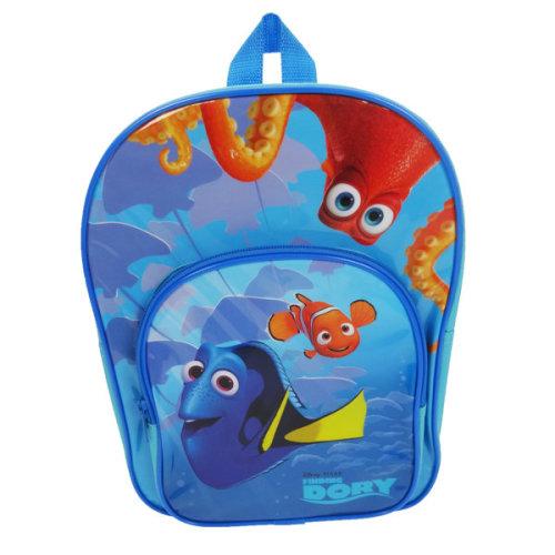 Disney Finding Dory Children's Backpack, 32 Cm, 9 Liters, Blue Dory001011 - -  finding dory backpack school disney official nemo childrens bag