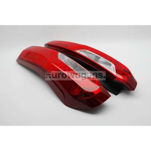 Rear lights set LED with wiring loom Nissan X-Trail 11-13
