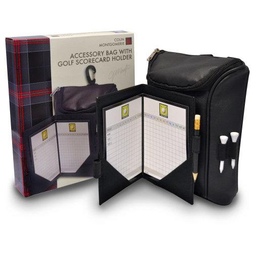 Accessory Bag With Scorecard