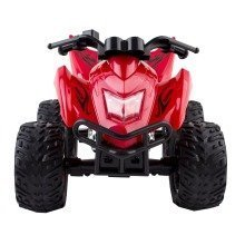 deAO Remote Control Quad Bike - Kids RC Quad Bike Toy with 4D Simulated Control