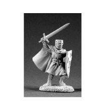 Reaper Dark Heaven Legends 02119 Knight Templar