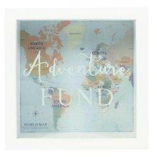 Adventures Fund Frame Money Box