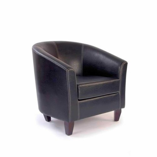 Single Seat Tub Dining Armchair On