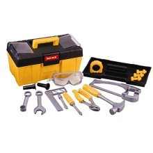 Tool Tech Tool Box and Tool Set