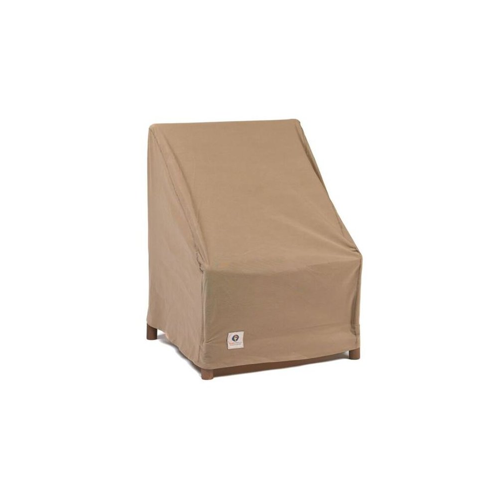 Duck Covers Ech293036 29 In Essential Patio Chair Cover Latte