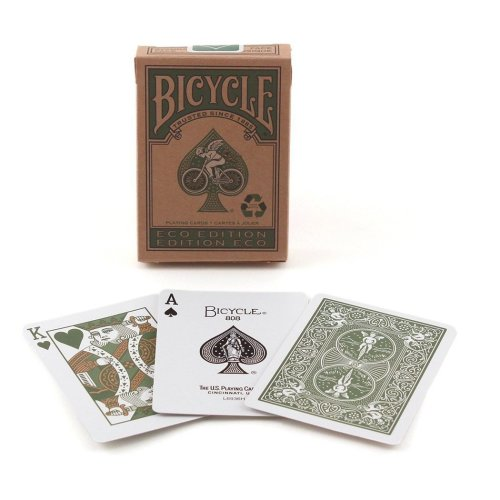 Bicycle Eco Edition Standard Index Playing Cards 1 Deck