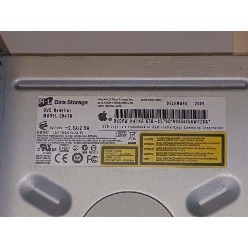 Apple MacPro A1289 Hitachi GH41N 678-0579D CD/DVDRW Optical Drive