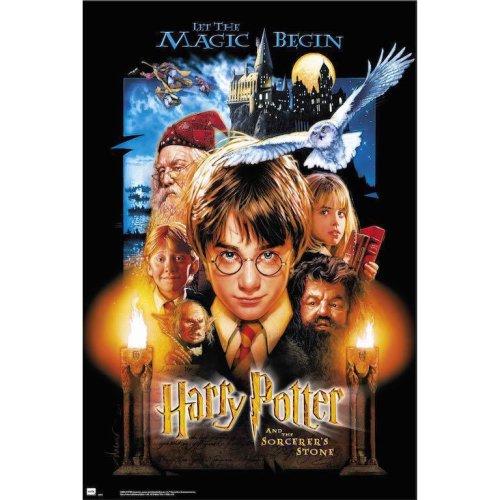 Poster Harry Potter 1
