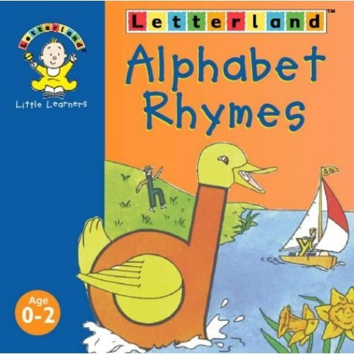 Alphabet Rhymes (Letterland Little Learners)