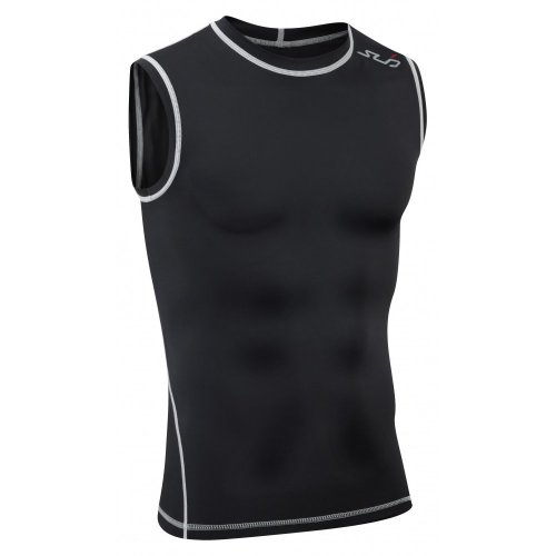 Subsports Dual Cap Sleeve Compression Top