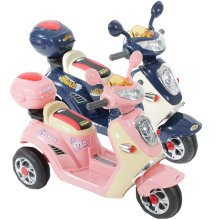 RIP-X Kids' 6V Electric Ride-On Motorcycle | Child's Motorbike Toy