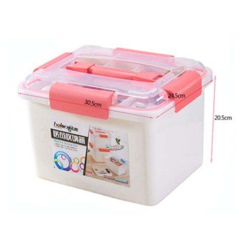 Convenient And Practical Storage Container Medicine Storage Box