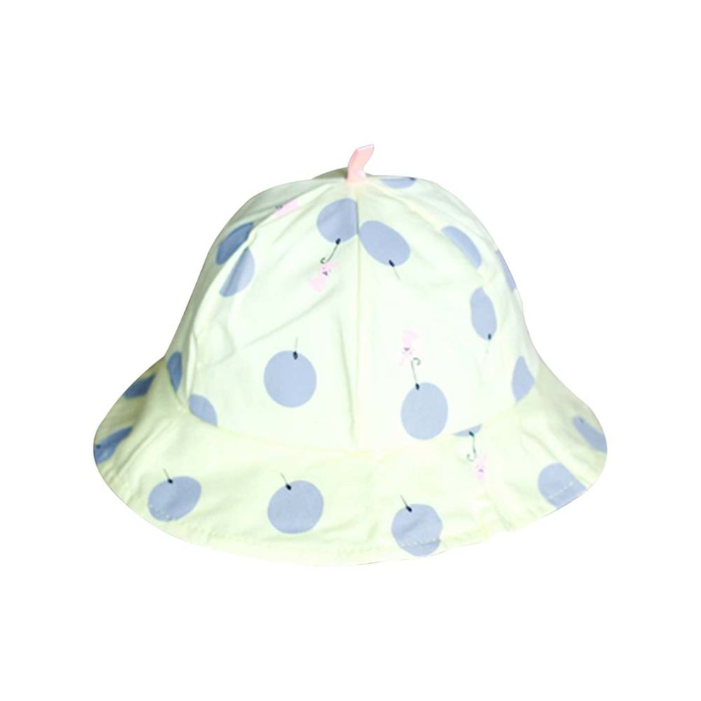 f41e67fb496a5 Yellow,Sun-resistant Pure Cotton Comfortable Ventilate Bucket Hat/Kid Cap  on OnBuy