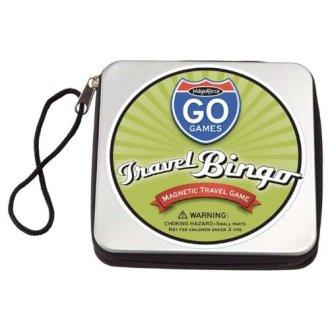 Go Games Travel Bingo