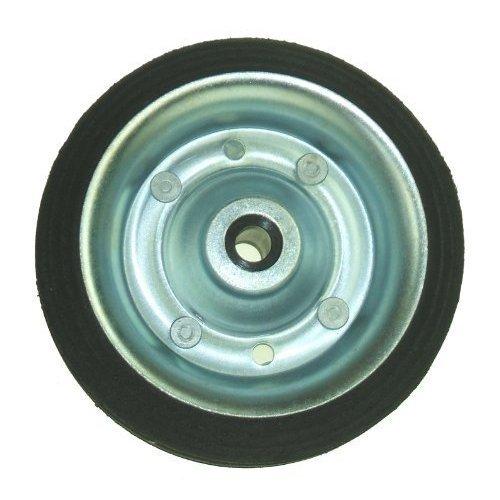 Steel Wheel 160mm (suits Mp433) - Maypole Jockey Tyre Spare Mp433 Solid Trailer -  wheel maypole jockey tyre spare mp433 solid 160mm steel trailer