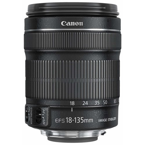 Canon EF-S 18-135mm f/3.5-5.6 IS STM black
