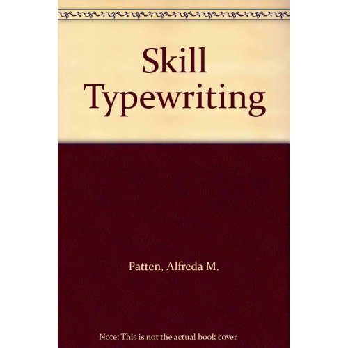 Skill Typewriting