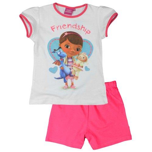 Doc McStuffins Pyjamas - Pink