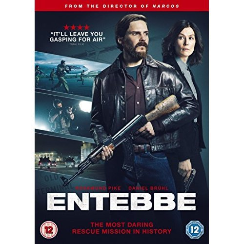 Entebbe [DVD] [2018] [DVD]