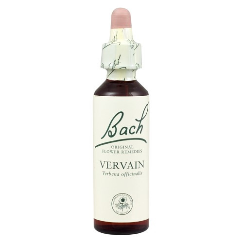 Bach Original Flower Remedies Vervain 20ml (order 130 for Trade Outer)