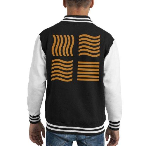 The Fifth Element Minimal Kid's Varsity Jacket