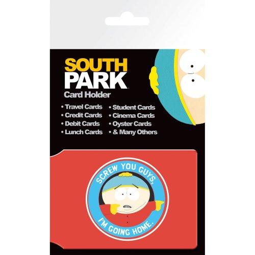 South Park Cartman Travel Pass Card Holder