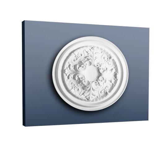 Orac Decor R52 LUXXUS Ceiling Rose Rosette | 69.5 cm diameter