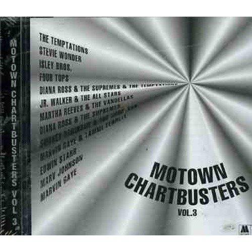 Motown Chartbusters Volume 3 [CD]