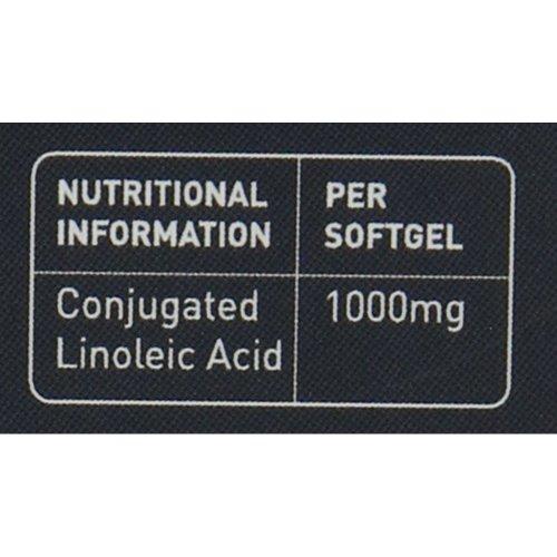 The Protein Works CLA Conjugated Linoleic Acid Capsules, 60 Capsules