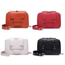 Miss Lulu Women Girls Leather Cross Body Messenger Shoulder Bag