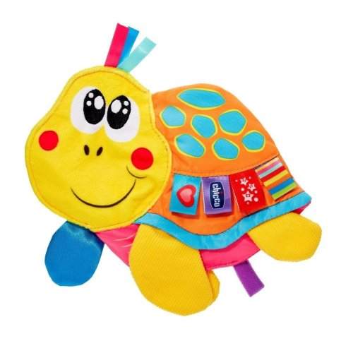 Chicco 00007895000000 Label Tardy Turtle Animals, Multi-Colour