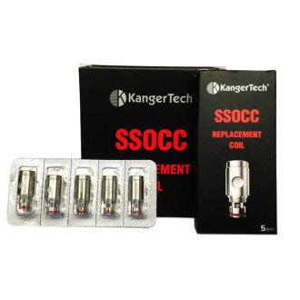 KangerTech Coil (SSOCC) 1.5? 5pk