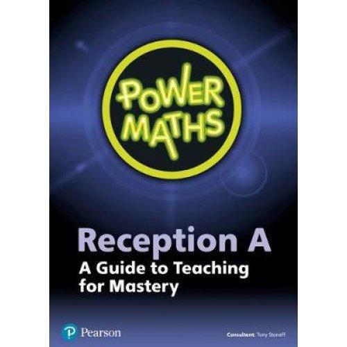 A Power Maths Reception Teacher Guide