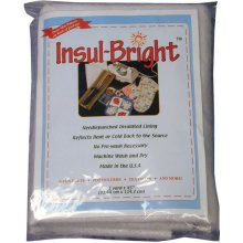 "Warm Insul-Bright Insulated Lining-36""X45"" FOB: MI"