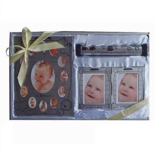 3 Piece Decor Baby Gift Set
