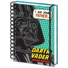 Star Wars Darth Vader A5 Journal
